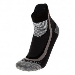Mico Ultra Trail Run Socks Medium Weight - Zwart