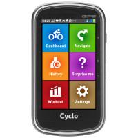 Mio Fietsnavigatie Cyclo 405HC Europa Incl.HC