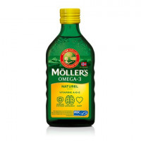 Möller's Omega-3 - Naturel - 250 ml