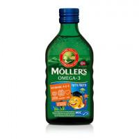 Möller's Omega-3 - Tutti Frutti - 250 ml