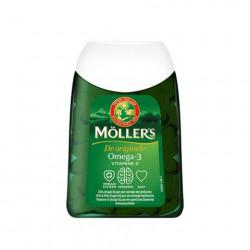 Möller's Omega-3 Capsules - 112 caps