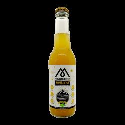 MOUNTAINDROP Organic Kombucha - 330 ml - 9 + 1 gratis