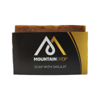 MOUNTAINDROP SOAP - 100% Mumijo Shilajit - 100 gram