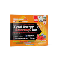 NamedSport Total Energy Recovery - 16 x 40 gram