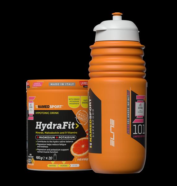 Namedsport Hydrafit Hypotonic Drink 400 Gram Gratis
