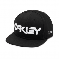 Oakley Cap Mark 2 Novelty Snap-Back - Zwart