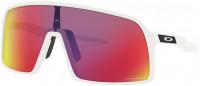 Oakley Sutro Zonnebril Matte White - Prizm Road Lens