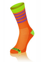 Winaar OGV stripes - Oranje-Groen Met Paarse Strepen