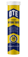 OTE Hydro Tab - Pink Grapefruit - 20 tabletten