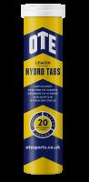 Aanbieding OTE Hydro Tab - Lemon - 20 tabletten (THT 30-4-2019)