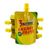 3Action Energy Drink - 5 + 1 gratis