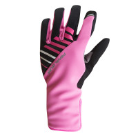 Pearl Izumi ELITE Softshell Handschoenen - Dames - Fluor Roze