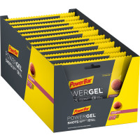 PowerBar PowerGel Shots - 24 x 60 gram