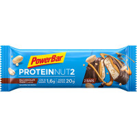 Aanbieding PowerBar Protein Nut2 Bar - 1 x 60 gram