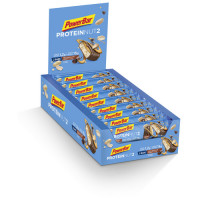 Aanbieding PowerBar Protein Nut2 Bar - 18 x 60 gram
