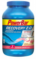 Aanbieding PowerBar Recovery Drink 2.0 - Raspberry - 1144 gram (THT 30-9-2019)