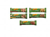 Proefpakket PowerBar Natural Energy Bar met 5 energierepen