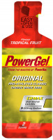 Aanbieding PowerBar PowerGel - Tropical - 1 x 40 gram