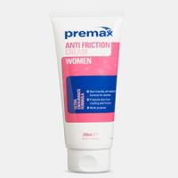Premax Women's Anti Friction Cream - 200 ml