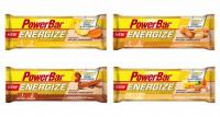 Proefpakket PowerBar NEW Energize Bar met 4 energierepen