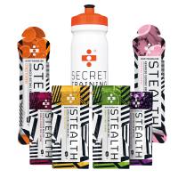 STEALTH Isotone Sportdrank + 2 Gratis Wielervoeding Bidons