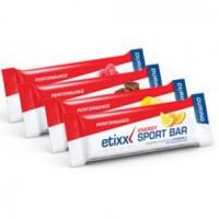 Proefpakket Etixx Energy Sport Bar met 4 energierepen