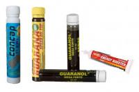 Proefpakket Guarana met 8 producten van verschillende merken