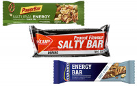 Proefpakket met 9 salty bars