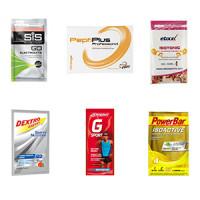 Proefpakket met 6 sportdranken
