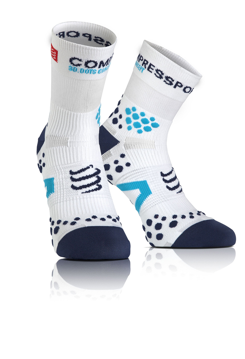 Compressport Pro Racing V2 1 Bike Hi Compressiesokken