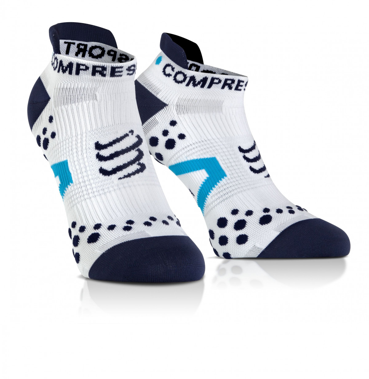 Compressport Pro Racing V2 1 Bike Lo Compressiesokken