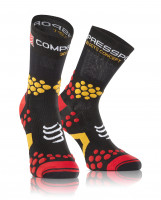 Compressport Pro Racing v2.1 Trail Hi Compressiesokken