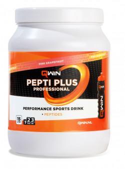 Aanbieding Qwin Peptiplus Sportdrank - 760 gram (THT 31-5-2021)