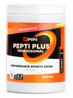 Qwin Peptiplus Sportdrank - 380 gram