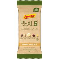 PowerBar REAL5 Vegan Energy Bar - 18 x 65 gram