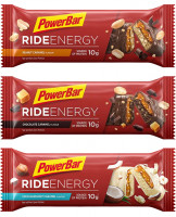 Proefpakket PowerBar Ride Energy Bar met 6 energierepen