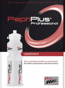 Aanbieding Peptiplus Sportdrank - Grapefruit - 1 x 38 gram