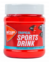WCUP Sports Drink - 480 gram