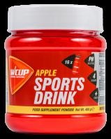 Aanbieding WCUP Sports Drink - Apple - 480 gram (THT 19-11-2021)