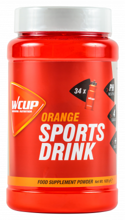 WCUP Sports Drink - 1020 gram