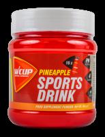 Aanbieding WCUP Sports Drink - Pineapple - 480 gram (THT 1-7-2021)