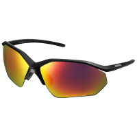 Shimano Equinox 3 Bril - Zwart/Grijs Rood Pol. D.