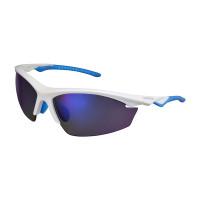 Shimano Equinox 2 Bril - Wit/Blauw