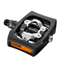 Shimano Pedalen PD-T400 Click`R - Zwart