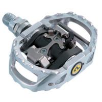Shimano Pedalen PD-M545 - Zilver