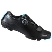 Shimano XC700 MTB Schoenen - Heren - Zwart/Blauw