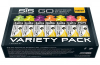 Aanbieding SIS GO Isotonic Energy Gel Variety Pack - 7 x 60 ml (THT 31-1-2020)