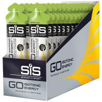SiS GO Isotonic Gel - Apple - 30 x 60 ml (THT 30-11-2020)
