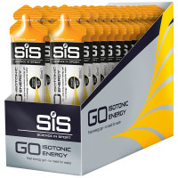 SiS GO Isotonic Gel - Tropical - 30 x 60 ml (THT 30-4-2021)