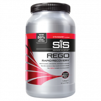 Aanbieding SiS REGO Rapid Recovery - Strawberry - 1600 gram
